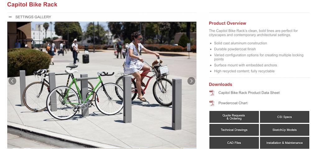 Capitol Bike Rack